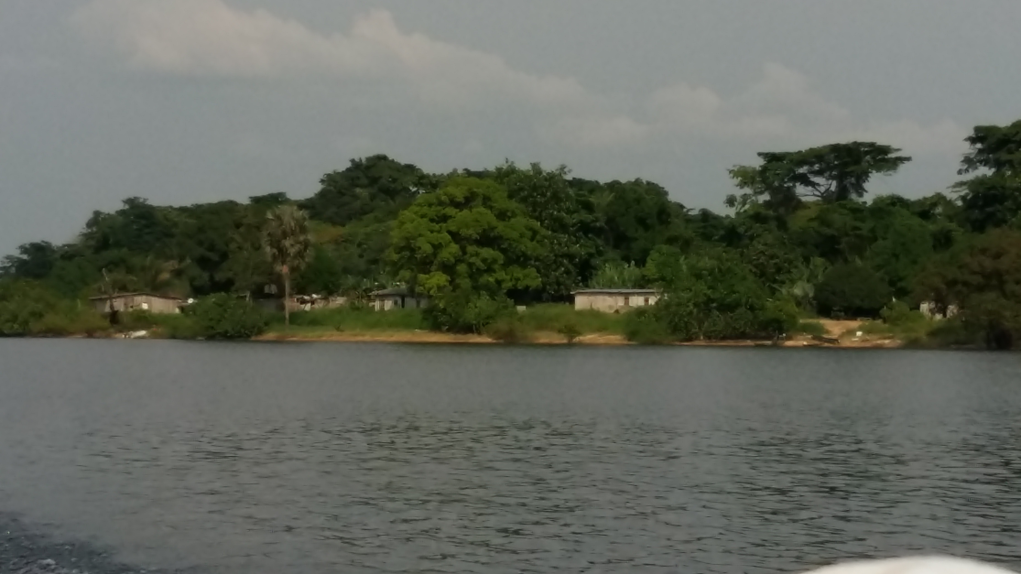 Oguéwa - Lac Onangué