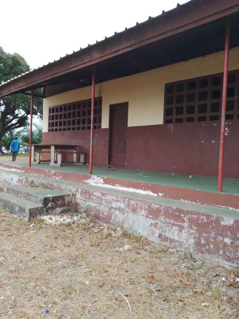 L'école de Nombédouma